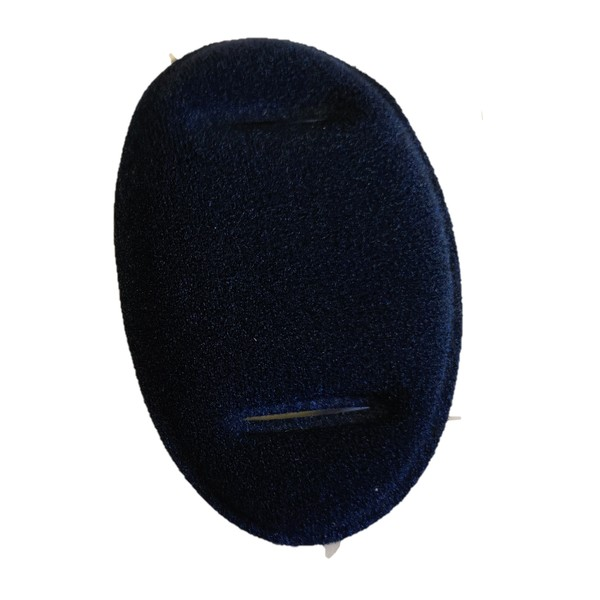 Square shoulder pads